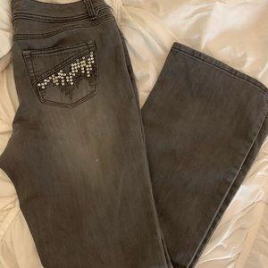 Pretty petite bootcut jeans-NWOT!
